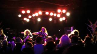 3 Inches of Blood - Dark Messenger - @ the Gateway, Calgary, July 13th, 2012