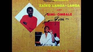 (Intégralité) Zaiko Langa Langa avec Bimi Ombale & Malage de Lugendo - Sentiment Bimi 1989 HQ