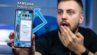 Ukryłem DZIURĘ w ekranie Galaxy S10