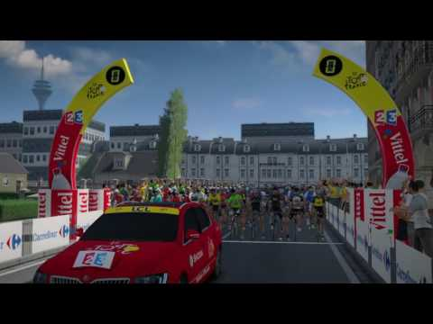 Tour de France 2017 - Let's Play