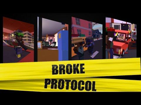 Broke Protocol - The Best Online City Life RPG
