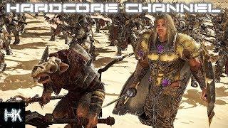 Total War Warhammer 2 - Империи Смертных прохождение Hardcore Хаос =23= Крысиная Империя