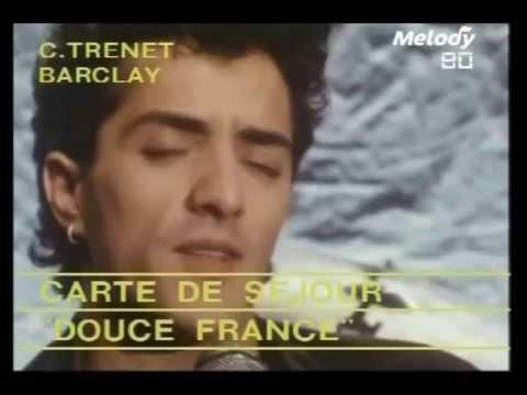 Rachid Taha & Carte de Séjour - Douce France