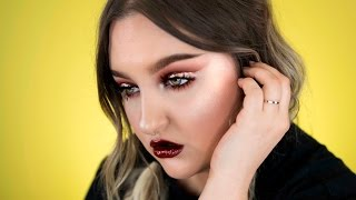 MY LIFE FELL APART | Chit Chat GRWM | Anxiety, Panic Attacks & BAD Health | Negative Space Eyeliner