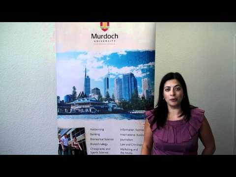 Study at Murdoch University in Perth with IEC