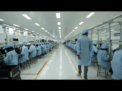 Lenovo factory