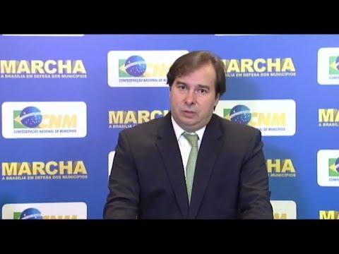 Maia confirma possibilidade de aprovar reoneração - 23/05/2018