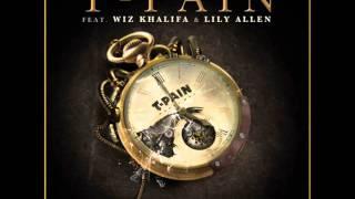 T-Pain - 5 O'Clock ft. Wiz Khalifa, Lily Allen instrumental