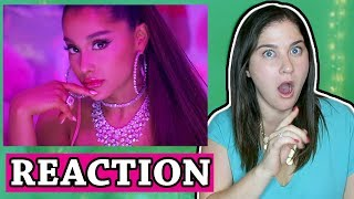 Ariana Grande - 7 Rings | REACTION Video