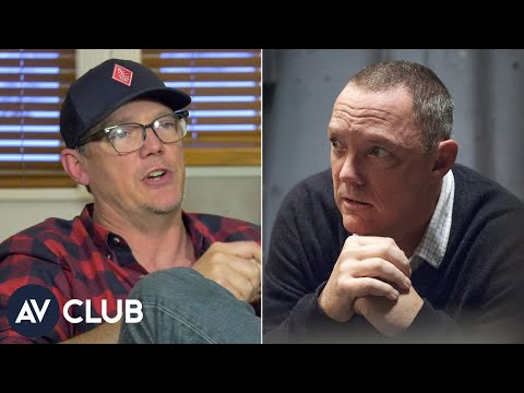 Matthew Lillard talks about the stress of working on Twin Peaks