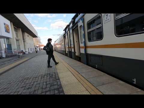 ЭД4М-0500, маршрут: Владимир - Москва (Экспресс) / Train ED4M-0500, Route: Vladimir - Moscow