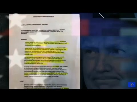 """Donald Trump dossier author is """"credible and reliable"""""""