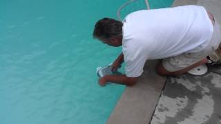 How to Install your automatic pool cleaner - from your Virginia Pool Builder, Ultimate Pools