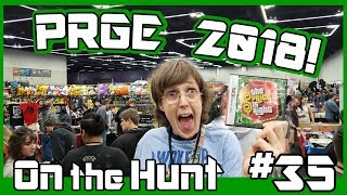 "On the Hunt: Episode 35 ""Portland Retro Gaming Expo 2018"" Video Game Collecting"