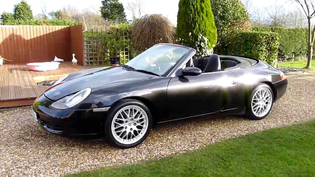 Video Review Of Porsche 911 996 3 4 Tiptronic Convertible For Sale Sdsc Specialist Cars Youtube