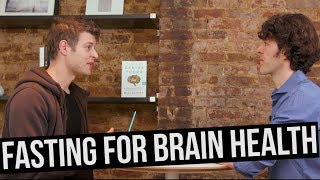 Fasting & Brain Health + Genius Foods w/ Max Lugavere