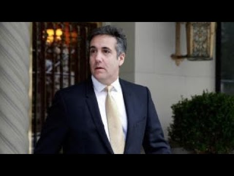 Former Trump lawyer Michael Cohen sentenced to three years