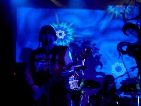 Hawkwind, Prometheus, Spirit of the Age & Robot @ the Oxford Academy, 2010.