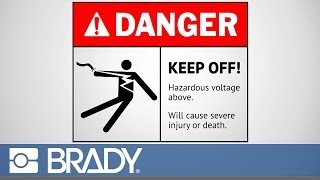 OSHA Safety Sign Standard Updated to ANSI Z535 Format