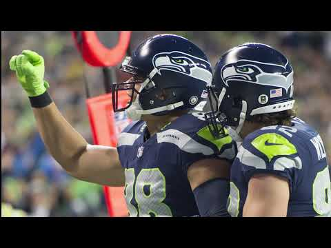 Seahawks and Falcons on Monday Night Football
