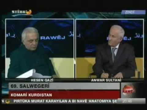 Rawej, Sterk TV, Sunday 18.01.2015 Anniversary of  2 Rebendan
