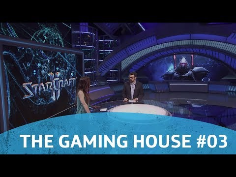 The Gaming House #03 - IEM Katowice y LVP con Oney, Send0 y Sergi Mesonero | Movistar eSports