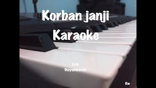 KORBAN JANJI GUYONWATON KARAOKE (NO VOCAL) Em