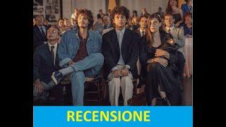 NOTTI MAGICHE di Paolo Virzì con Giancarlo Giannini - RECENSIONE