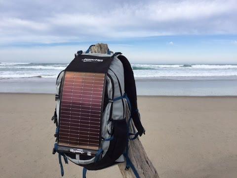PowerFilm LightSaver Ultra Light Solar Charger Gear Review