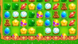 Easter Sweeper Match 3 game for iOS & Android