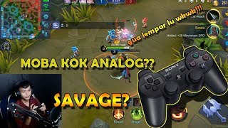 Cover images MABAR SAMA PACAR - MAEN ML PAKAI STIK (Mobile legends)