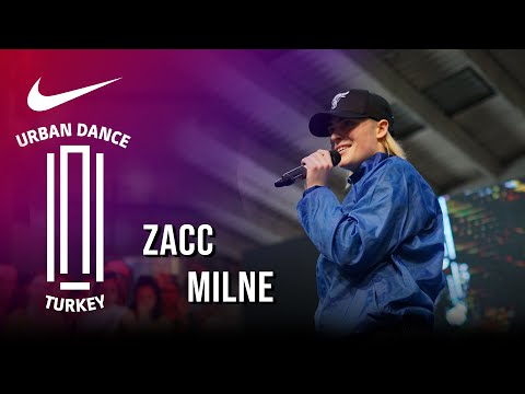 Zacc Milne - Selected Groups |  16 shots by Stefflon Don @UrbanDanceTurkey2019