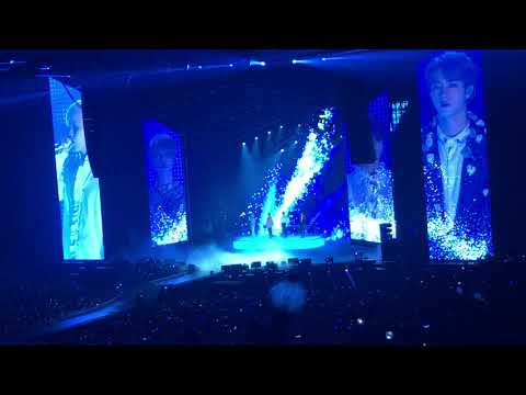 BTS - EPIPHANY (JIN SOLO), THE TRUTH UNTOLD, TEAR LIVE IN OAKLAND