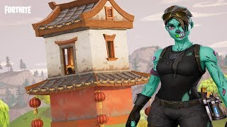 NEW SECRET SHRINES & NEW IMPULSE GRENADE TROLLING! (Fortnite: Battle Royale)