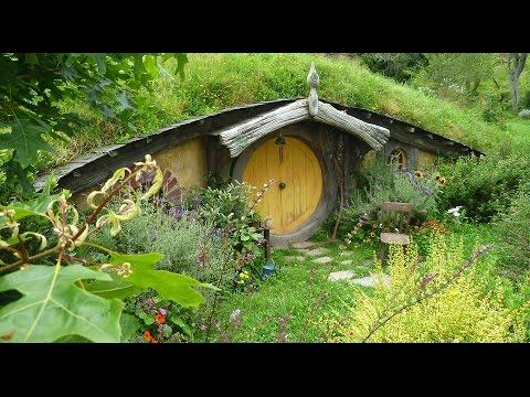 Construcci n de una casa hobbits parte 1 youtube - Construccion de una casa ...