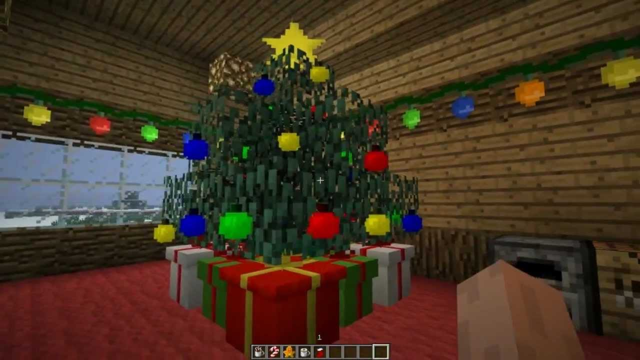 Especial Navidad Mod Minecraft Youtube
