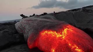 видео Вулкан Мауна Кеа, Гавайи