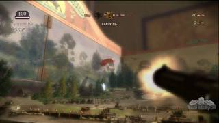 Toy Soldiers Gameplay