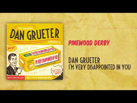 Fast Freddie - FAST FREDDIE LAUGH OF THE DAY: DAN GRUETER TALKS PINEWOOD DERBY