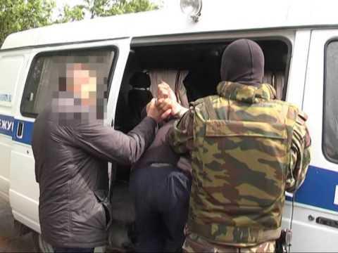 Рязанские полицейские задержали вооруженных разбойников