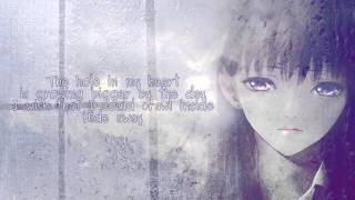 【Nightcore】→ Cry || Lyrics
