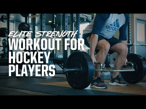 Complete Strength Workout for Hockey Players