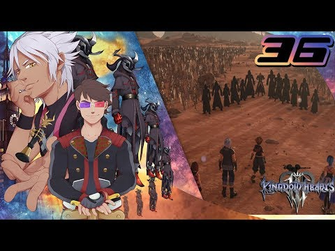 Kingdom Hearts III - Episode 36『The Fated Clash Begins』