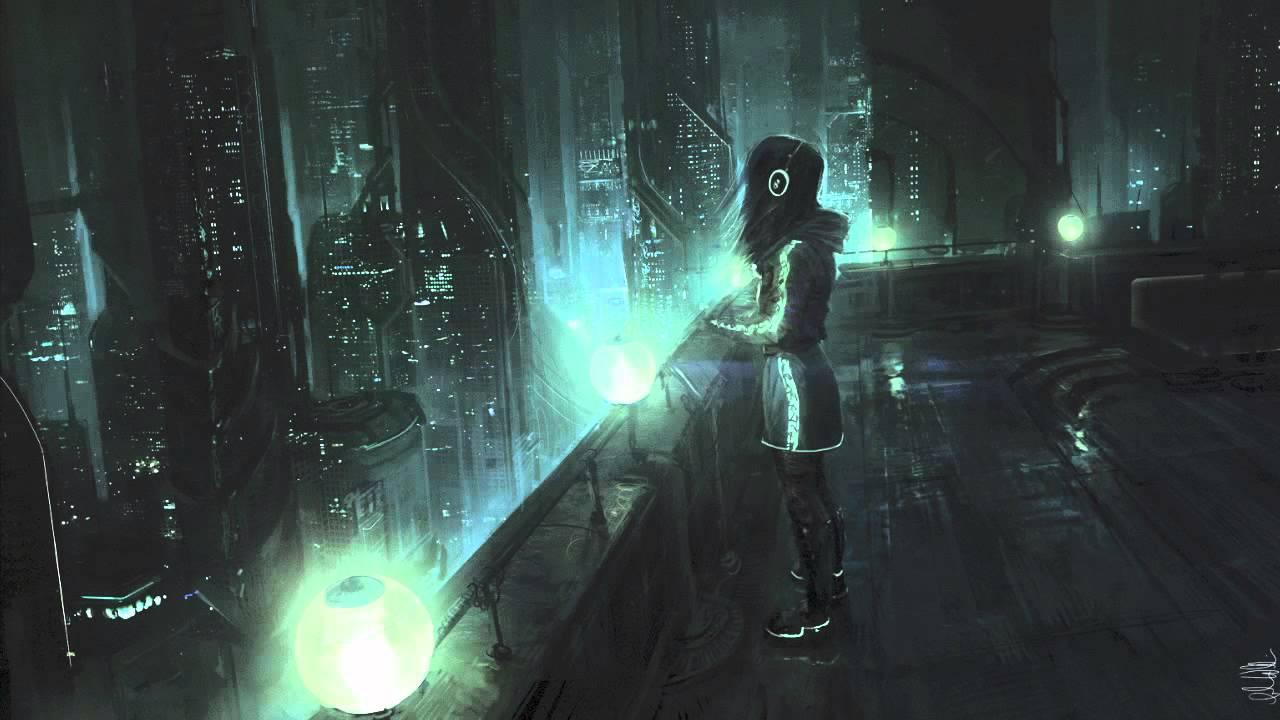 Cyberpunk Wallpaper Girl Dabin Amp Koda The Take Down Youtube