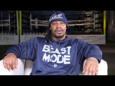 Empower SF - Marshawn Lynch & Justin Tuck