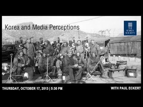 Korea and Media Perceptions with Paul Eckert