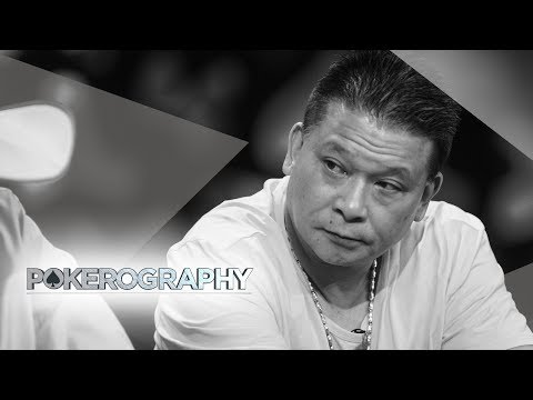 Pokerography | The Story of Johnny Chan | PokerGO
