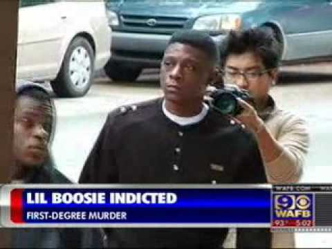 Rapper Lil Boosie Indicted On 1st Degree Murder Charges Could Face Death Penalty