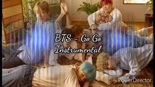BTS Go Go Instrumental