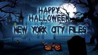 Happy Halloween New York City Files